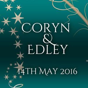 wedding photo booth Coryn & Edley images