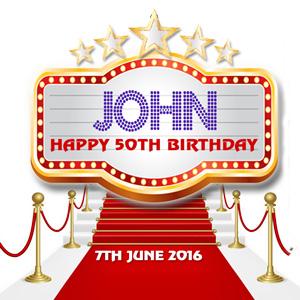Johns 5oth Celebrations