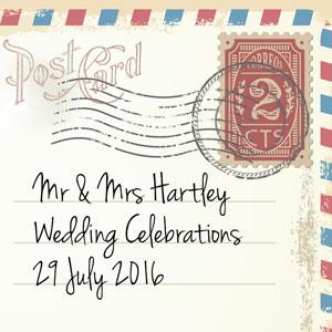Mr & Mrs Hartley