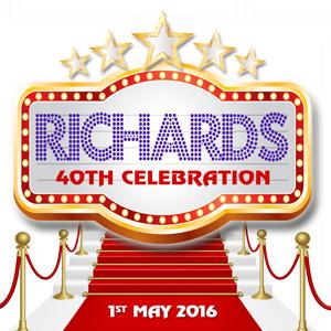 Richard's 40th Celebration