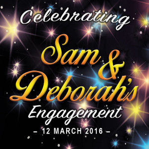 Sam & Deborah's Engagement